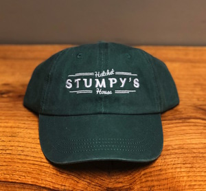 Green Stumpy's Hat